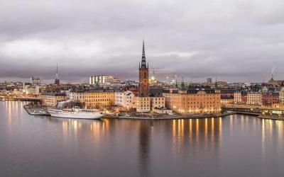 Välkommen till Stockholm