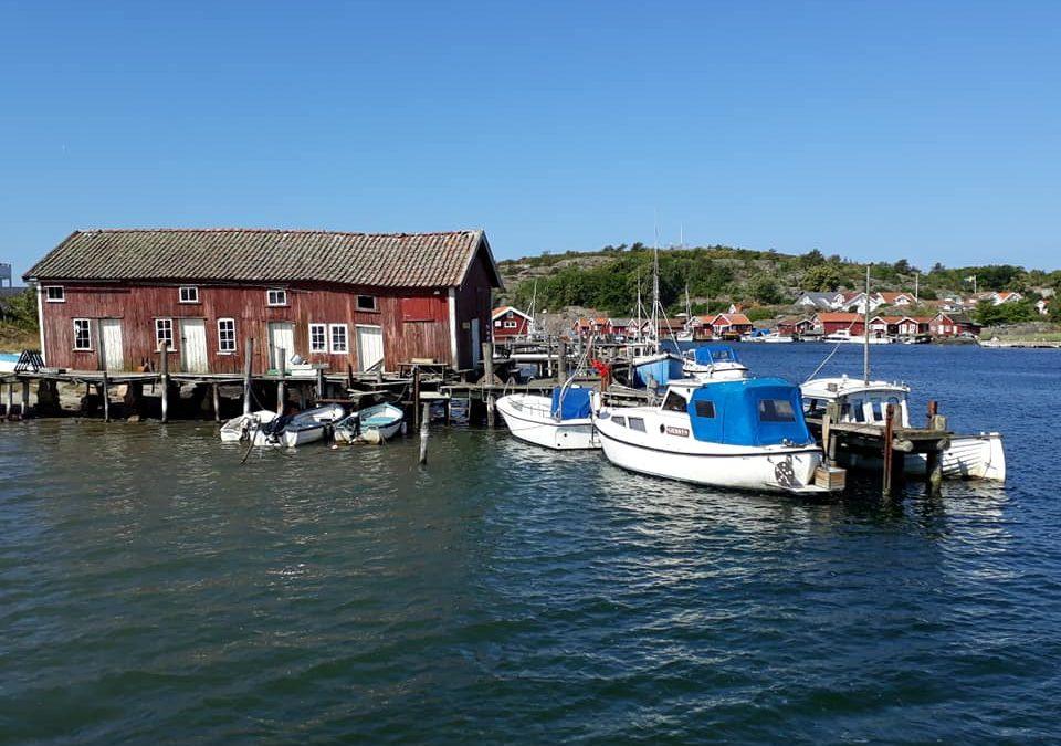 Koster öarna , Sverige