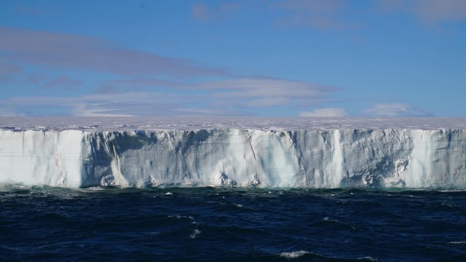 Svalbard på sommaren