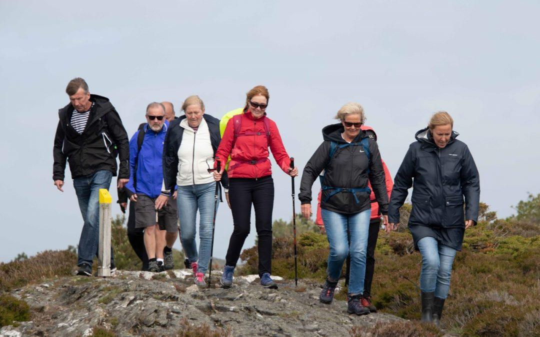 Hiking Marstrand