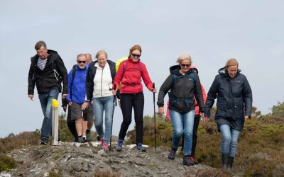 Hiking Marstrand