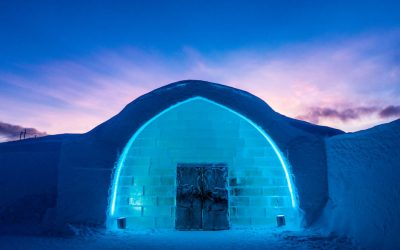 Welcome to Icehotel