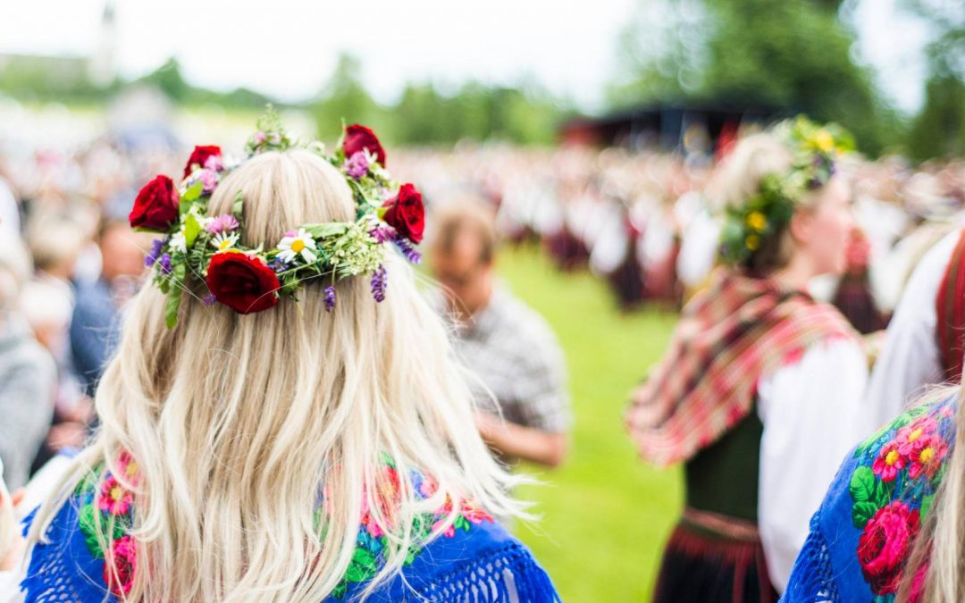 Midsummer in Sweden – like something from another world
